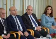 Nobel de la paix: le quartette tunisien reçoit son prix