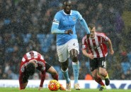 Yaya Touré (Manchester City), élu meilleur africain de l'année par la BBC