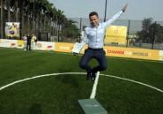 Le premier terrain de foot d'Afrique éclairé par les mouvements des joueurs inauguré au Nigeria