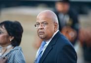 """Chute du rand: le nouveau ministre sud-africain des Finances promet """"une gestion budgétaire saine"""""""