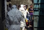 La réapparition du virus Ebola au Liberia est liée à la persistance du virus chez un individu