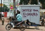"""Burkina: aucun ADN """"détectable"""" sur les restes supposés de l'ex-président Sankara"""