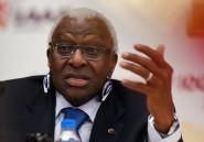 Corruption: nouvelle mise en examen pour Lamine Diack, ex-patron de l'athlétisme mondial