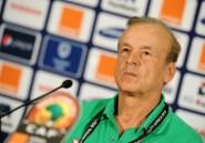 Burkina Faso: le sélectionneur Gernot Rohr annonce son départ