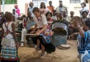 Kyle, 12 ans, le guérisseur sud-africain blanc qui met