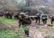 """Algérie: 109 """"terroristes"""" tués et 36 autres arrêtés en 2015, selon l'armée"""