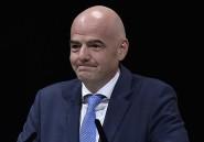 Le nouveau président de la Fifa veut deux équipes africaines supplémentaires au Mondial