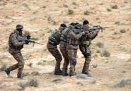 Des militaires britanniques en renfort de l'armée tunisienne à la frontière libyenne