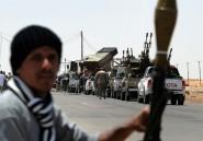 En Libye, il est possible d'acheter un lance-roquettes sur Facebook