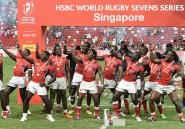 Vainqueur en rugby à VII, le Kenya ouvre une nouvelle voie pour ce sport en Afrique