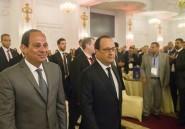 L'Egypte a massacré La Marseillaise devant François Hollande, et c'est un peu une spécialité