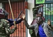 L'histoire derrière les images de la répression sauvage de la police kényane