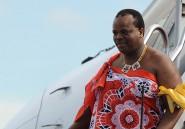 L'avion du roi du Swaziland a été confisqué pour impayé par le Canada