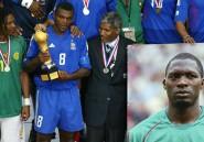 PHOTOS. France-Cameroun: une histoire de larmes, d'amitié, de football