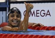Simone Manuel, la nageuse qui ouvre les piscines aux noirs aux États-Unis