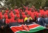 Le Kenya retarde le départ de ses athlètes à Rio pour avoir des vols moins chers