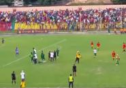Un match entre le Sénégal et la Guinée interrompu à cause d'une chasse aux fétiches