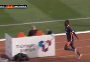 Le fabuleux destin d'un jeune réfugié gambien devenu une star du foot allemand
