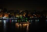 Egypte: au moins 15 morts dans le naufrage d'un ferry sur le Nil