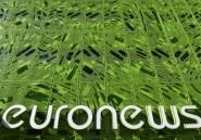 Lancement de la chaîne Africanews, en ligne dans un premier temps