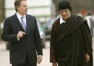Libye: en 2011, Blair avait demandé