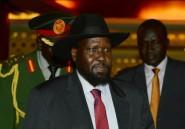 """Soudan du Sud: le président s'excuse auprès du peuple pour les """"insupportables souffrances"""""""