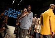 Des demandeurs d'asile stars d'un jour sur les podiums de mode
