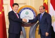 En Egypte, le président chinois Xi Jinping signe pour 15 milliards de dollars de contrats