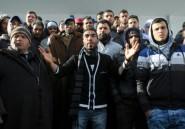 Tunisie: première nuit de couvre-feu face