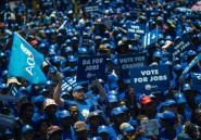 Afrique du Sud: l'opposition lance la campagne municipale avec une marche pour l'emploi