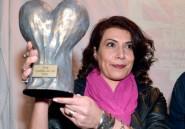 """BD: la Tunisienne Nadia Khiari lauréate du prix """"couilles-au-cul"""""""