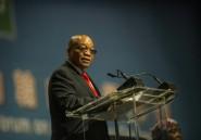 Afrique du Sud: Zuma prêt