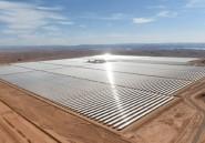 Maroc: une centrale solaire géante inaugurée dans le Sahara