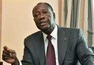 Procès Gbagbo: le président Ouattara appelle les Ivoiriens