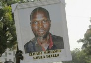 """Guinée: marche et """"journée sans presse"""" en mémoire d'un journaliste tué dans des heurts politiques"""