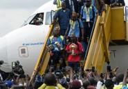 RD Congo: Kinshasa fête ses champions d'Afrique pour un bonheur trop court