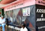 """Journaliste tué en Guinée: une """"journée sans presse"""" en protestation"""
