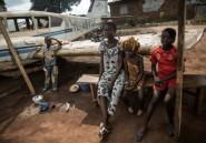 Centrafrique: l'école malgré tout, pour les enfants déplacés