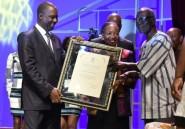 Côte d'Ivoire: l'écrivain Bernard Dadié, premier lauréat du prix Jaime Torres Bodet décerné par l'Unesco