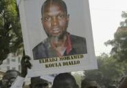 Journaliste tué en Guinée: 3 autres militants de l'opposition gardés