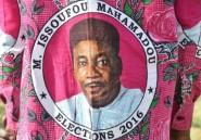 Présidentielle au Niger: vague rose pour le dernier meeting d'Issoufou