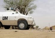 Mali: deux Casques bleus tchadiens tués
