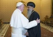 Le pape reçoit le patriarche d'Ethiopie au Vatican