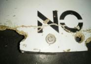 MH370: le débris d'avion retrouvé au Mozambique attendu en Australie pour des analyses