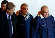 Retour en Italie des deux ex otages de l'EI en Libye