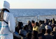 Plus de 2.400 migrants secourus au large de la Libye depuis mardi
