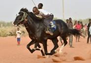 Niger: sur les traces d'un cheval légendaire sur l'hippodrome poussiéreux de Niamey