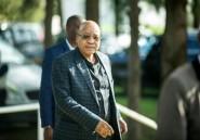 La justice sud-africaine statue sur le scandale de la propriété de Zuma