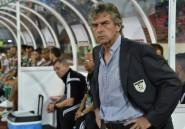 Algérie: Christian Gourcuff quitte son poste de sélectionneur