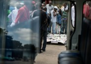 Congo: combats